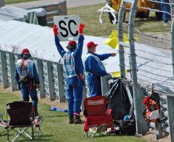 Banderas F1, ¿Qué indican?