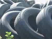 Neumáticos como asfalto