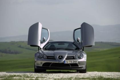 Fotos del SLR McLaren