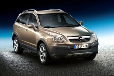 Presentación del Opel Antara