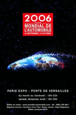 Novedades francesas en el Salón Internacional de París 2006