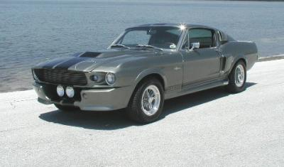 Mustang Eleanor, el sonido