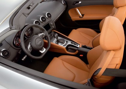 Fotos del Audi TT Cabrio 2007