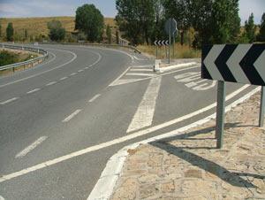 Nuevo suspenso para las carreteras españolas