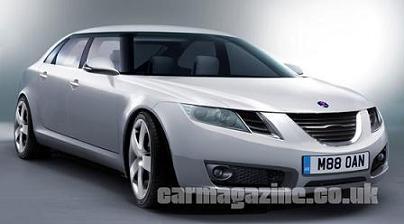 Nuevo Saab 9-5