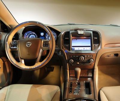 Nuevo Lancia Thema