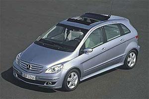 Mercedes a por un nuevo segmento