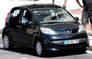 Nuevo Peugeot 107