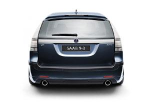 Nuevo Saab 9-3 familiar